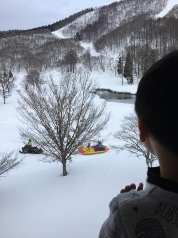 雪遊び2018_c0159524_21463822.jpg