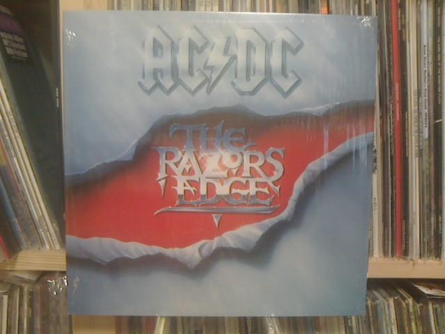 The Razors Edge / AC/DC_c0104445_2345941.jpg
