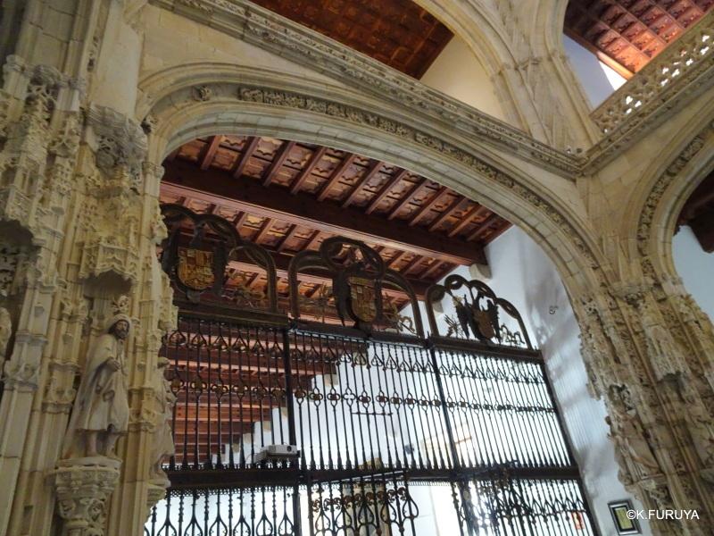 パラドール・デ・サンティアゴ・デ・コンポステーラ_a0092659_18453372.jpg
