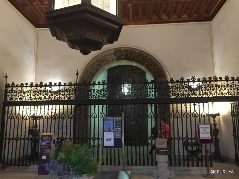 パラドール・デ・サンティアゴ・デ・コンポステーラ_a0092659_19140561.jpg