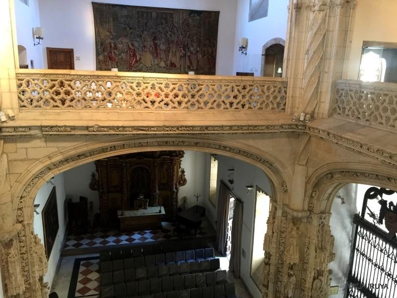 パラドール・デ・サンティアゴ・デ・コンポステーラ_a0092659_19210276.jpg