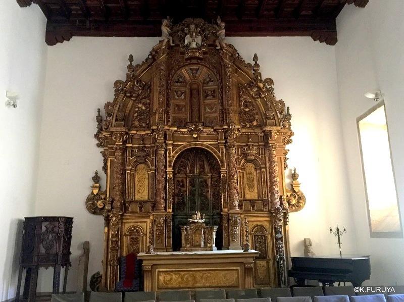 パラドール・デ・サンティアゴ・デ・コンポステーラ_a0092659_19234047.jpg