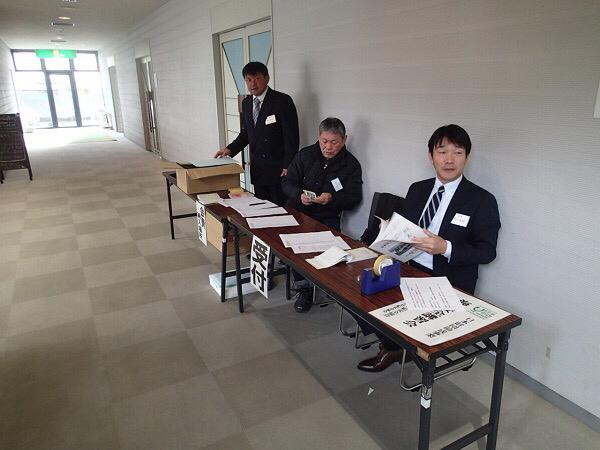 伊万里湾小型船安全協会総会_a0077071_14130646.jpg