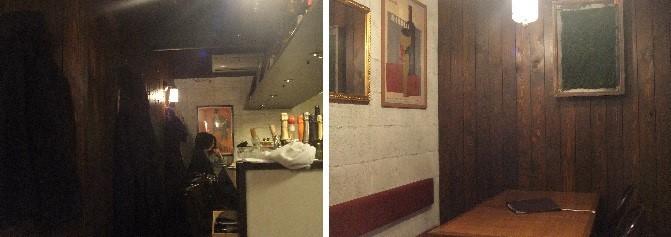 大胆盛り付けイタリアン「トラットリア ダ オクムラ」美味しい。_f0362073_07244490.jpg