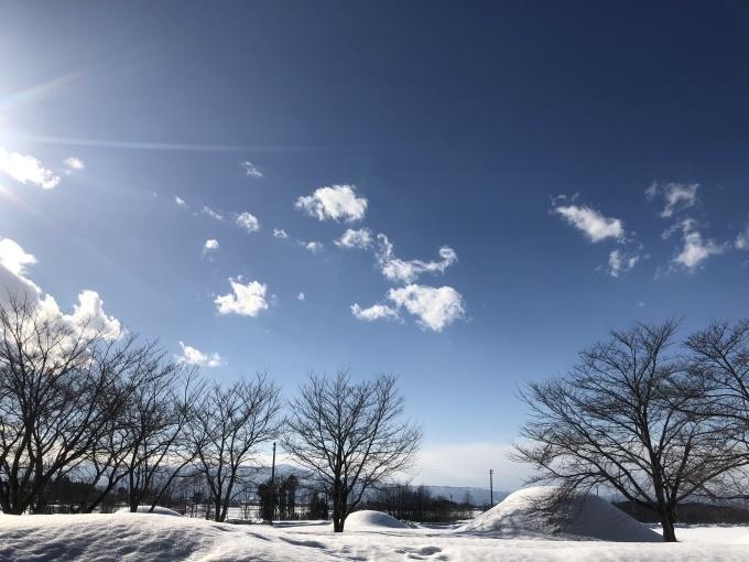 雪の宮口古墳_d0182179_19331618.jpg