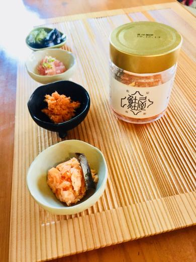 朝ご飯の定番 絶品鮭フレーク_f0215324_15063690.jpg