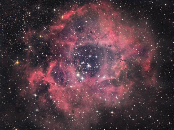 マチナカ撮影で究極のバラ星雲を撮る。_c0061727_10225334.jpg