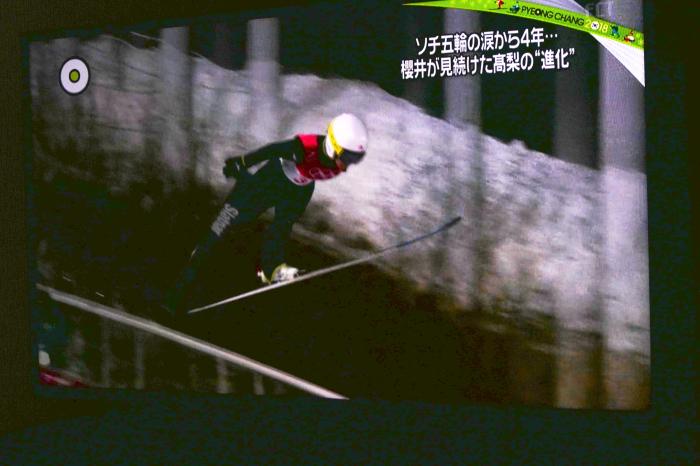 ピョンチャンオリンピック 女子スキージャンプ「高梨沙羅さん」銅メダル受賞おめでとうございます。_d0106628_11425044.jpg