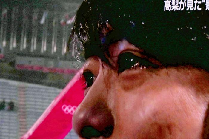 ピョンチャンオリンピック 女子スキージャンプ「高梨沙羅さん」銅メダル受賞おめでとうございます。_d0106628_11431696.jpg
