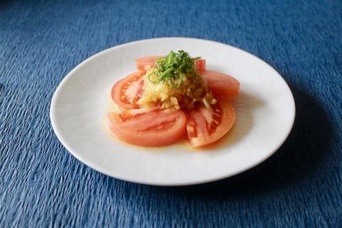 トマトサラダ玉ねぎドレッシング_f0220354_21525768.jpeg