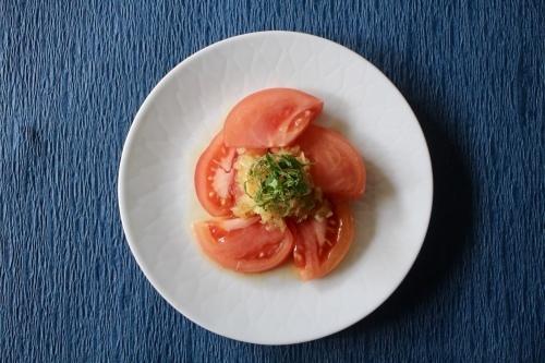 トマトサラダ玉ねぎドレッシング_f0220354_21531439.jpeg