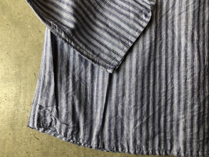 ORDINARY FITS Pajama Shirts  stripe_d0334060_14304987.jpg