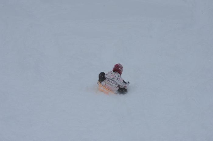 一色の森 雪中キャンプ 4_a0049296_20205826.jpg