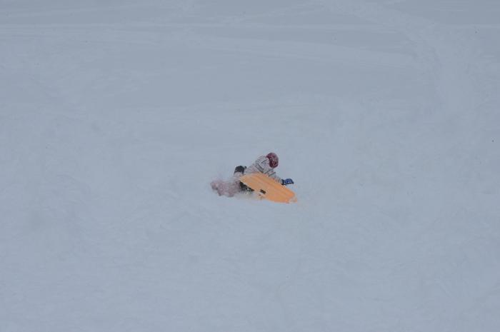 一色の森 雪中キャンプ 4_a0049296_20212224.jpg