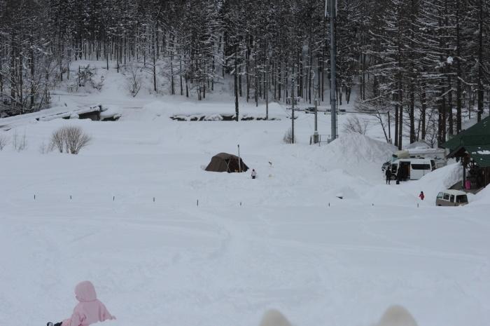一色の森 雪中キャンプ 4_a0049296_20221792.jpg