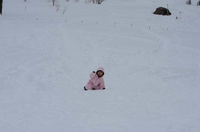一色の森 雪中キャンプ 4_a0049296_20223016.jpg