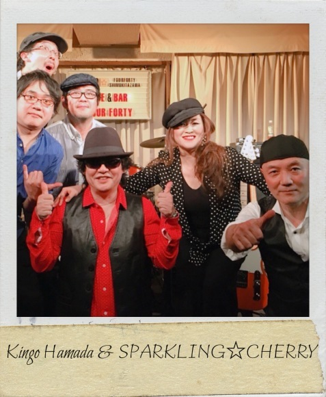 SPARKLING☆NIGHT vo.22 feat.濱田金吾 ご来場ありがとうございました!_a0088007_22100764.jpg