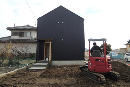 「萩島の家」建物クリーニング_b0179213_18231124.jpg