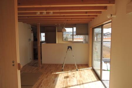 「萩島の家」建物クリーニング_b0179213_18275103.jpg