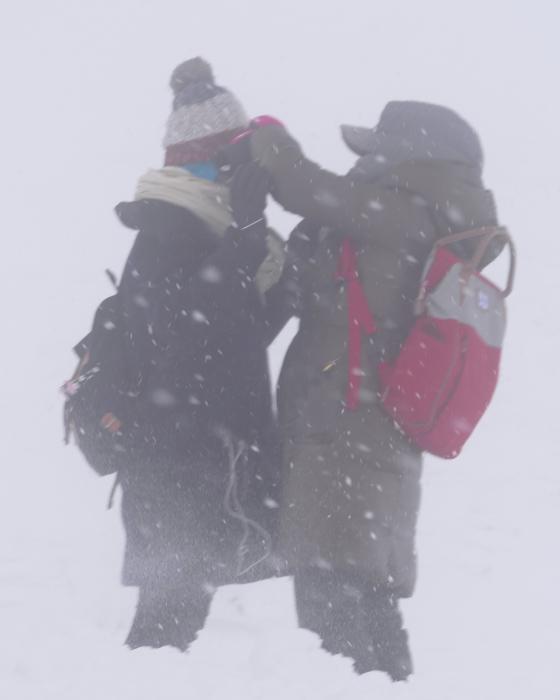 山形県山形市蔵王温泉スキー場の 「樹 氷」_d0106628_22245261.jpg