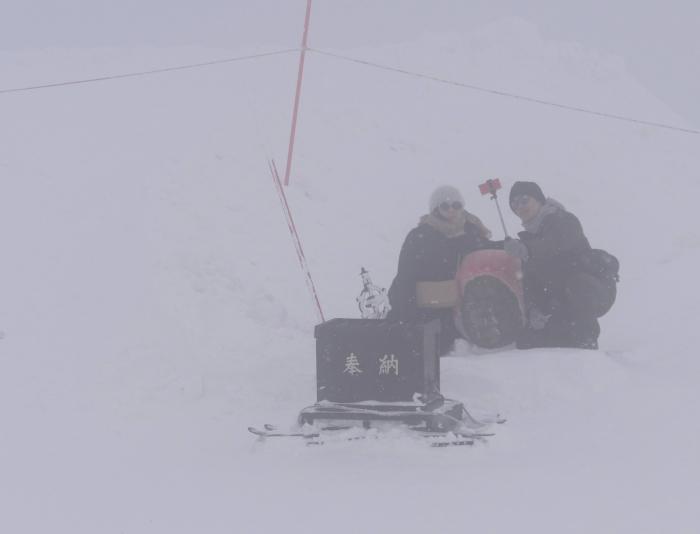 山形県山形市蔵王温泉スキー場の 「樹 氷」_d0106628_22253311.jpg
