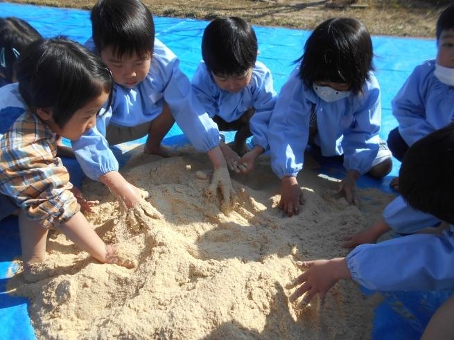 質の良い腐葉土を作る → 米ぬかボカシ_f0334882_18401251.jpg