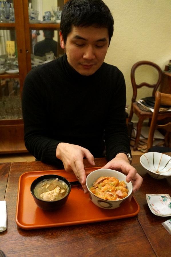 大晦日(旧暦)の晩餐_c0180686_21413486.jpg