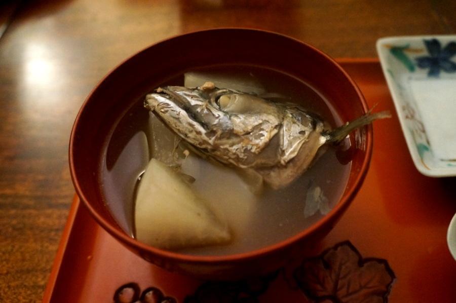 大晦日(旧暦)の晩餐_c0180686_21433045.jpg