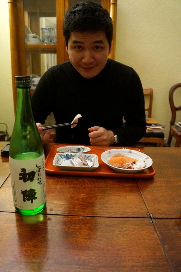 大晦日(旧暦)の晩餐_c0180686_22473310.jpg