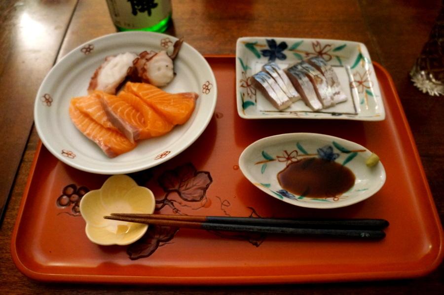 大晦日(旧暦)の晩餐_c0180686_22474215.jpg