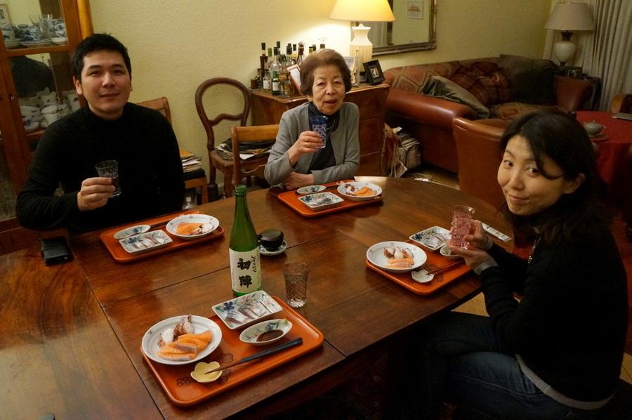 大晦日(旧暦)の晩餐_c0180686_22475151.jpg