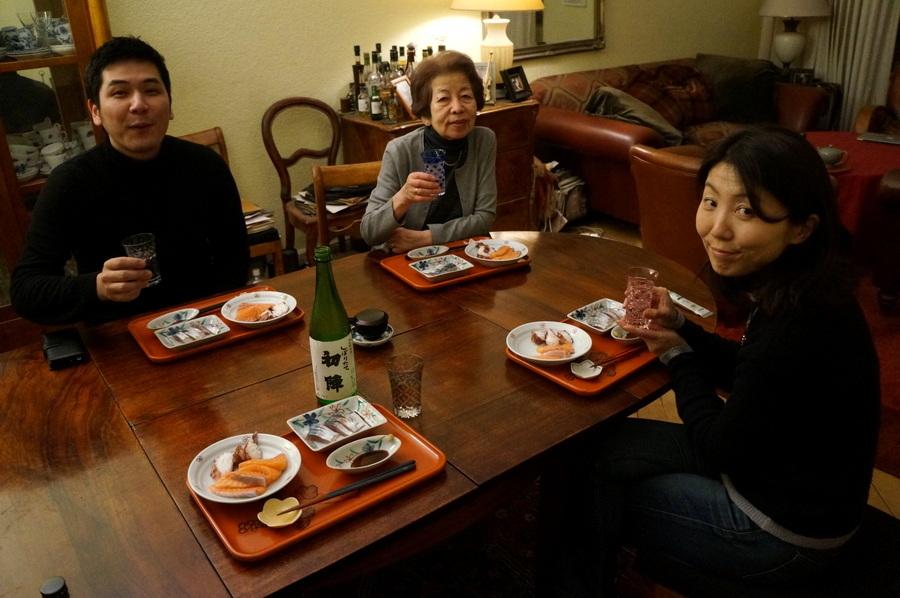 大晦日(旧暦)の晩餐_c0180686_22480908.jpg