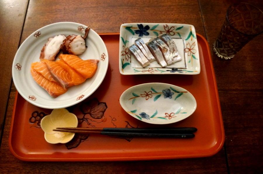 大晦日(旧暦)の晩餐_c0180686_22484954.jpg