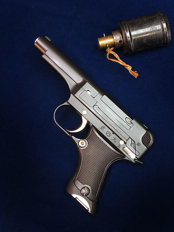 タナカ 九四式拳銃 ヘビーウエイト _f0131995_12180450.jpg