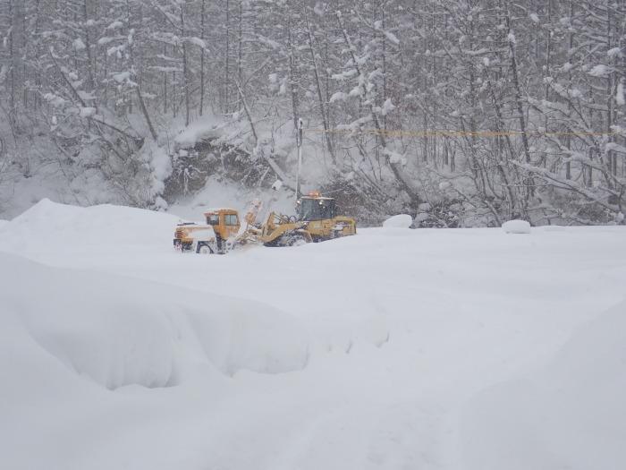 一色の森 雪中キャンプ 5_a0049296_18131456.jpg