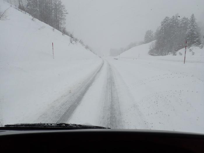一色の森 雪中キャンプ 5_a0049296_18243763.jpg