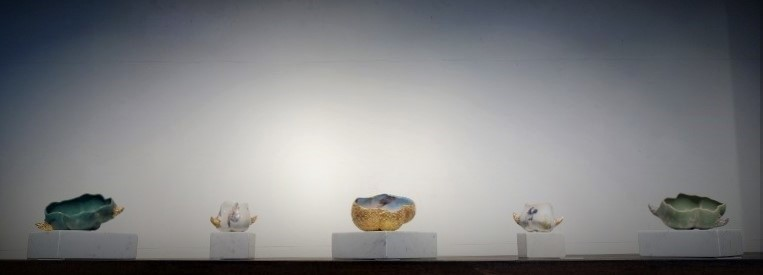 篠﨑裕美子×阿波夏紀 二人展 『点と線が生む景色』_b0232919_16084436.jpg