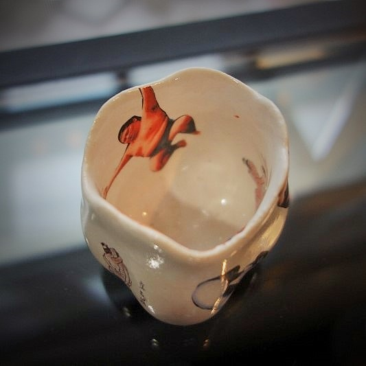 篠﨑裕美子×阿波夏紀 二人展 『点と線が生む景色』_b0232919_16102129.jpg