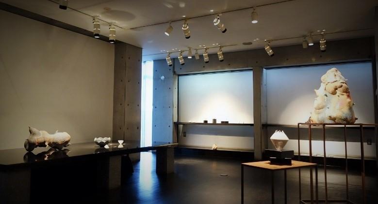篠﨑裕美子×阿波夏紀 二人展 『点と線が生む景色』_b0232919_16195735.jpg