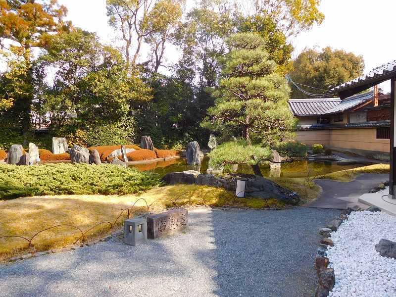 松尾大社の庭園「松風園・蓬莱の庭」20180208_e0237645_01062703.jpg