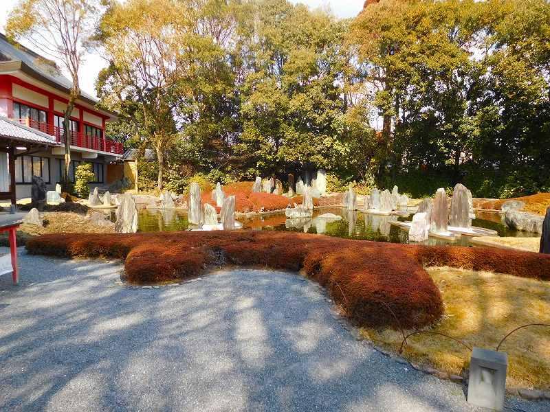 松尾大社の庭園「松風園・蓬莱の庭」20180208_e0237645_01062776.jpg