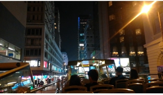 オープントップバス@人力車觀光巴士_b0248150_13093814.jpg