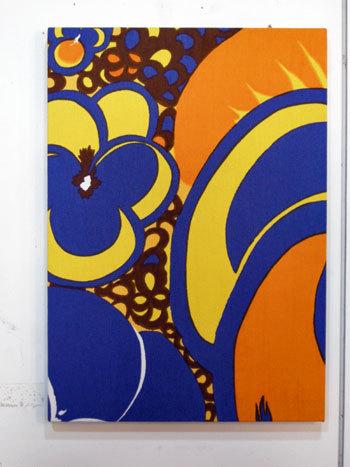 vintage fabric panel / FINLAND_c0139773_14490019.jpg
