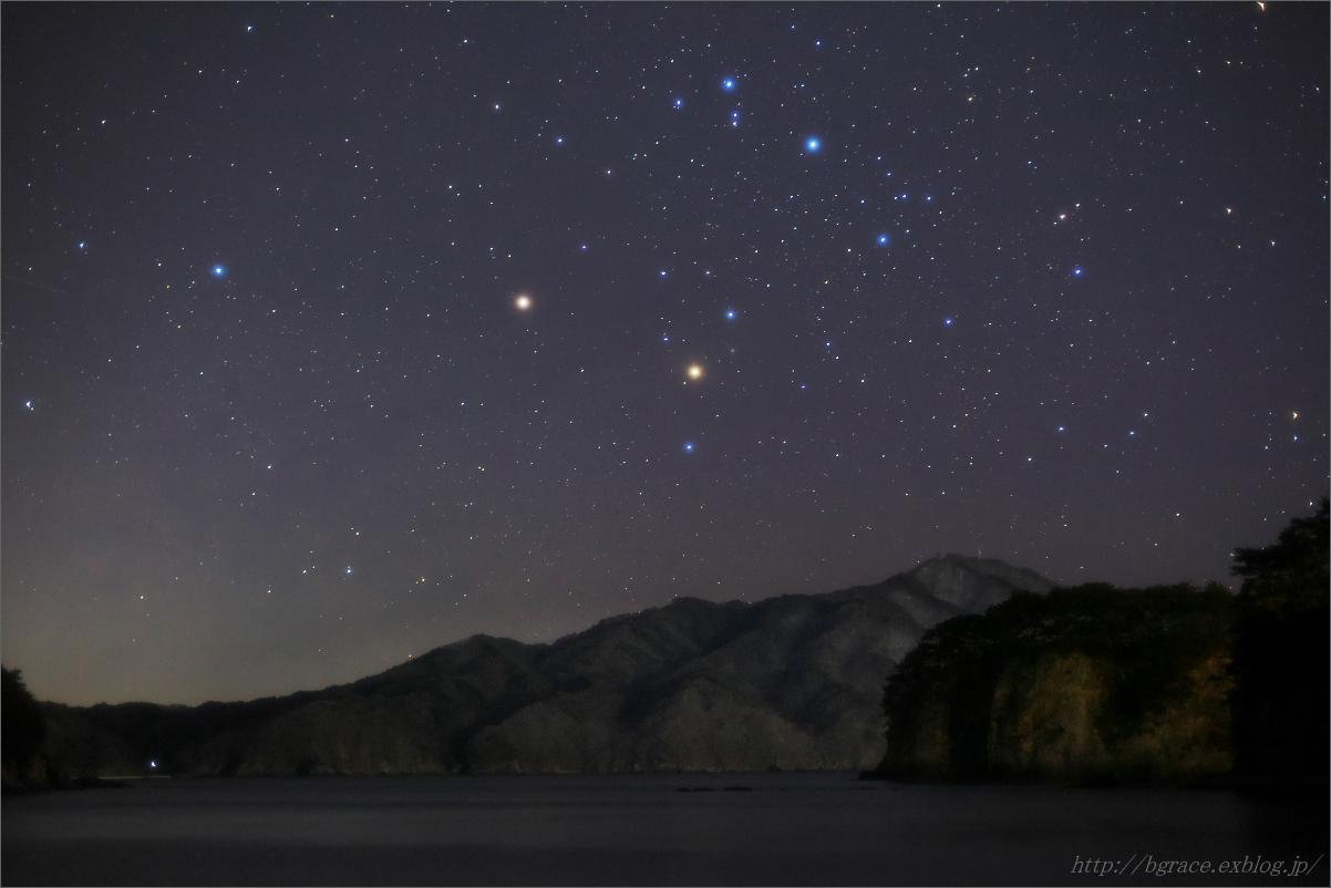 火星とアンタレス 天秤に掛けてみた_b0191074_19580163.jpg