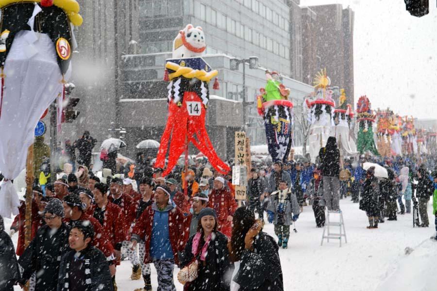 横手の雪まつり「梵天奉納」_d0353789_10583084.jpg