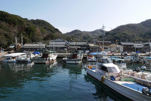 海界の村を歩く 瀬戸内海 石島_d0147406_08270925.jpg