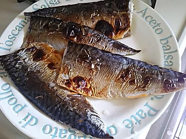 鯖寿司と、お酢コレクション_f0316507_17540329.jpg
