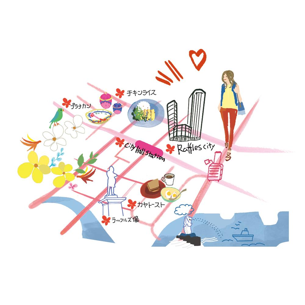 シンガポールマップ_f0172313_22341569.jpg