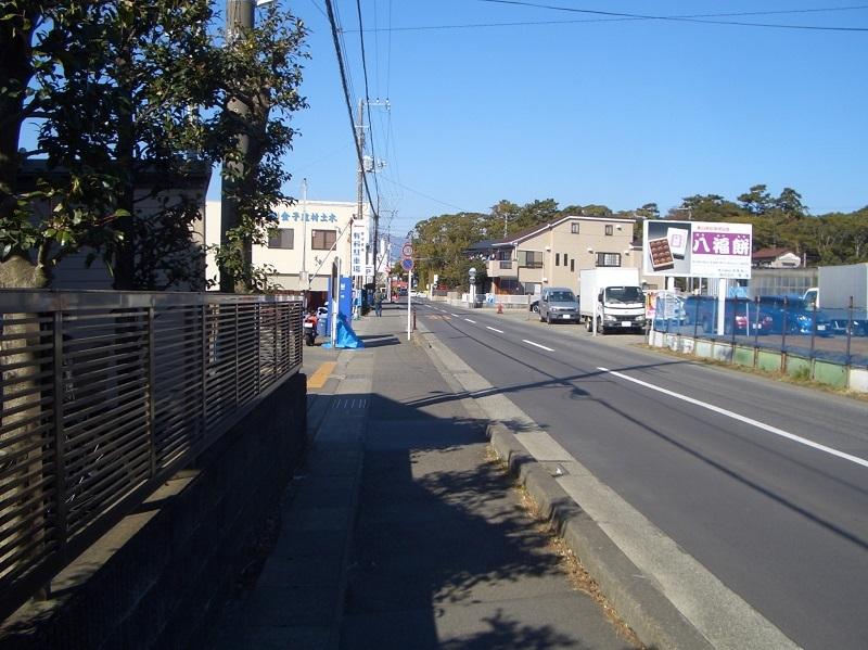 6jizo(ROKUJIZO) walking or cycling course in SAMUKAWA_d0240916_12440688.jpg