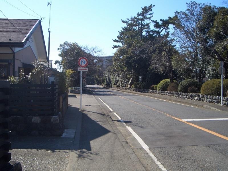 6jizo(ROKUJIZO) walking or cycling course in SAMUKAWA_d0240916_12463815.jpg